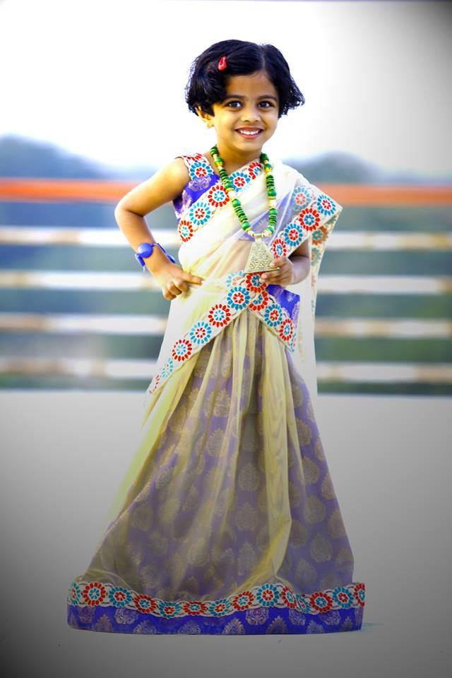 kids_half saree