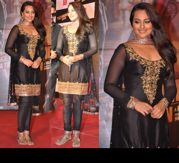sonakshi sinha salwar suit latest photos
