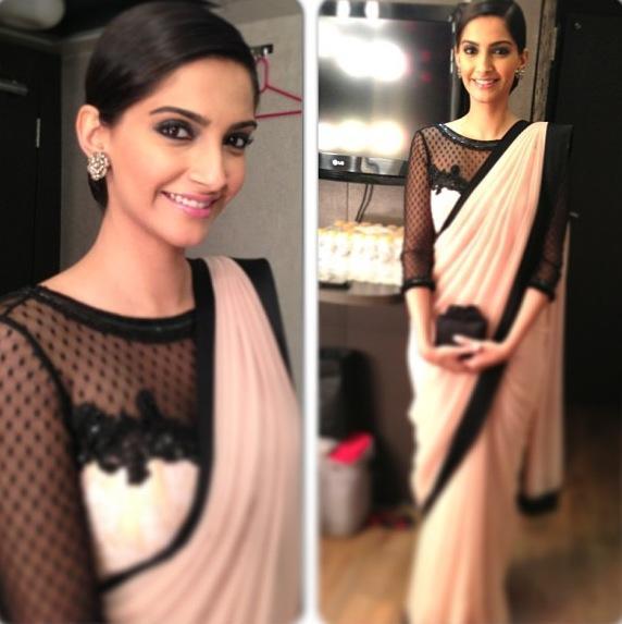 long sleev saree blouse