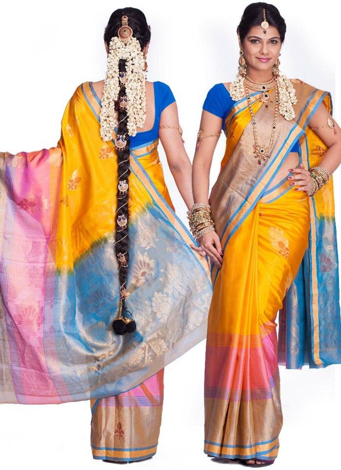 kanchipuram marriage sarees