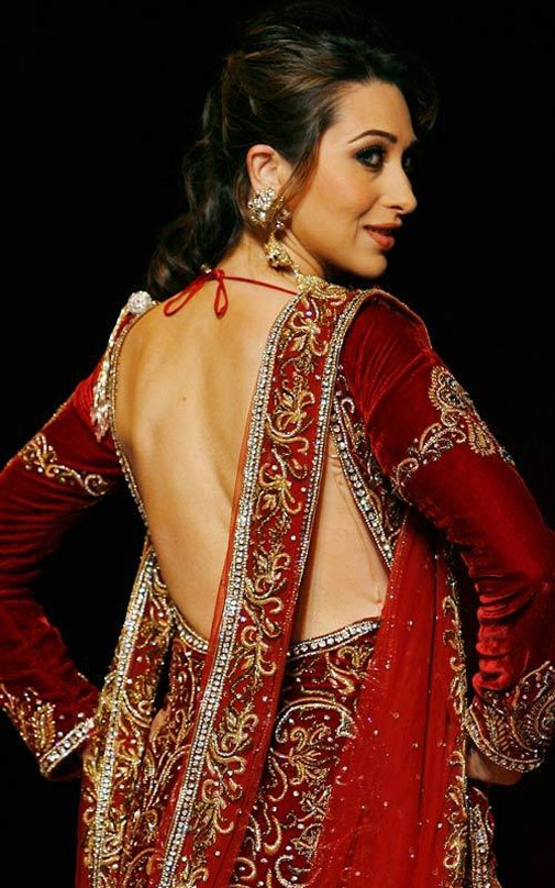 backless salwar