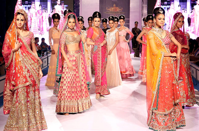 neeta lulla bridal sarees