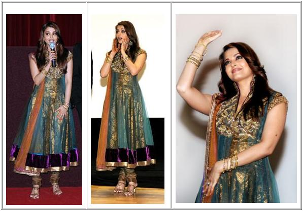 Aishwarya-Rai-In-designers-Anarkali-Suits-2013-styles