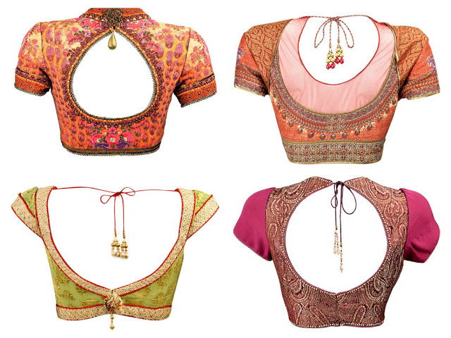 blouse+designs latset