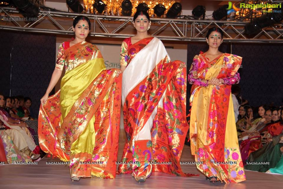 gaurang shah paithani saree collection