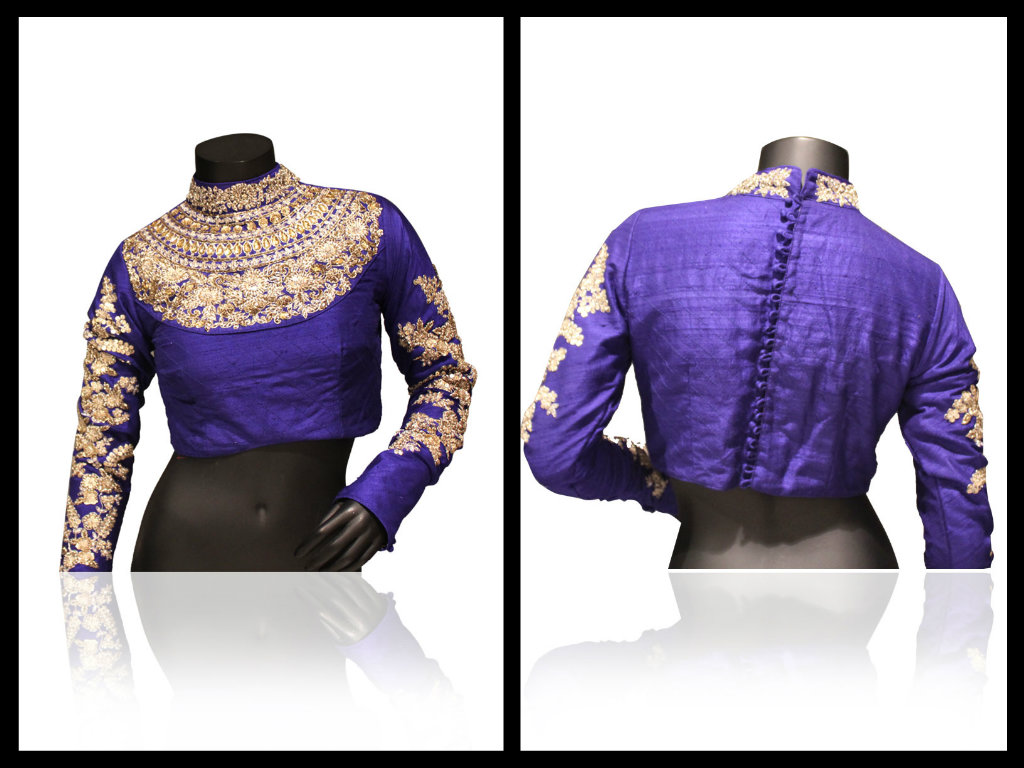 sabyasachi work blouse