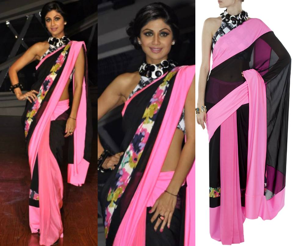 Shilpa Shetty in Shivan & Narresh
