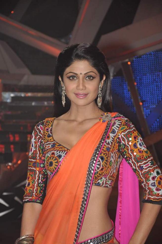 shilpa saree blouse