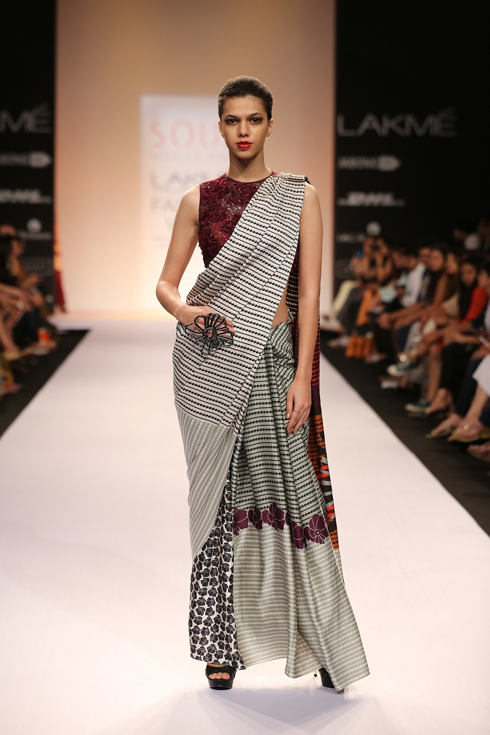 Sougat Paul Saree Collection 2014