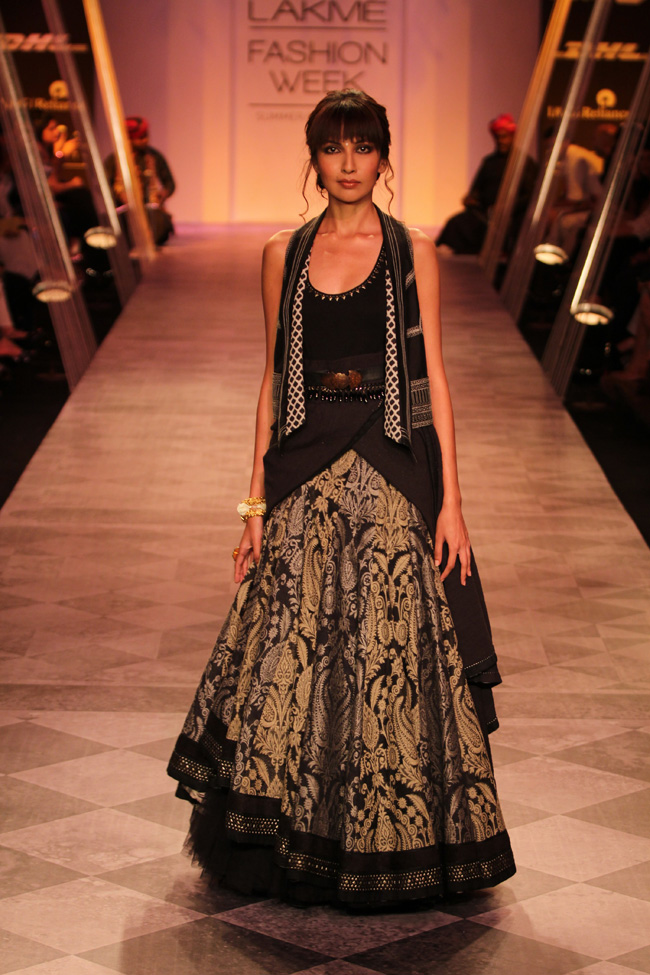 Tarun Tahiliani Lehenga Collection 2014