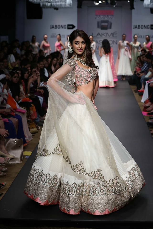 ileana d'cruz in anushree reddy