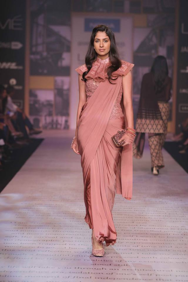shantanu and nikhil saree