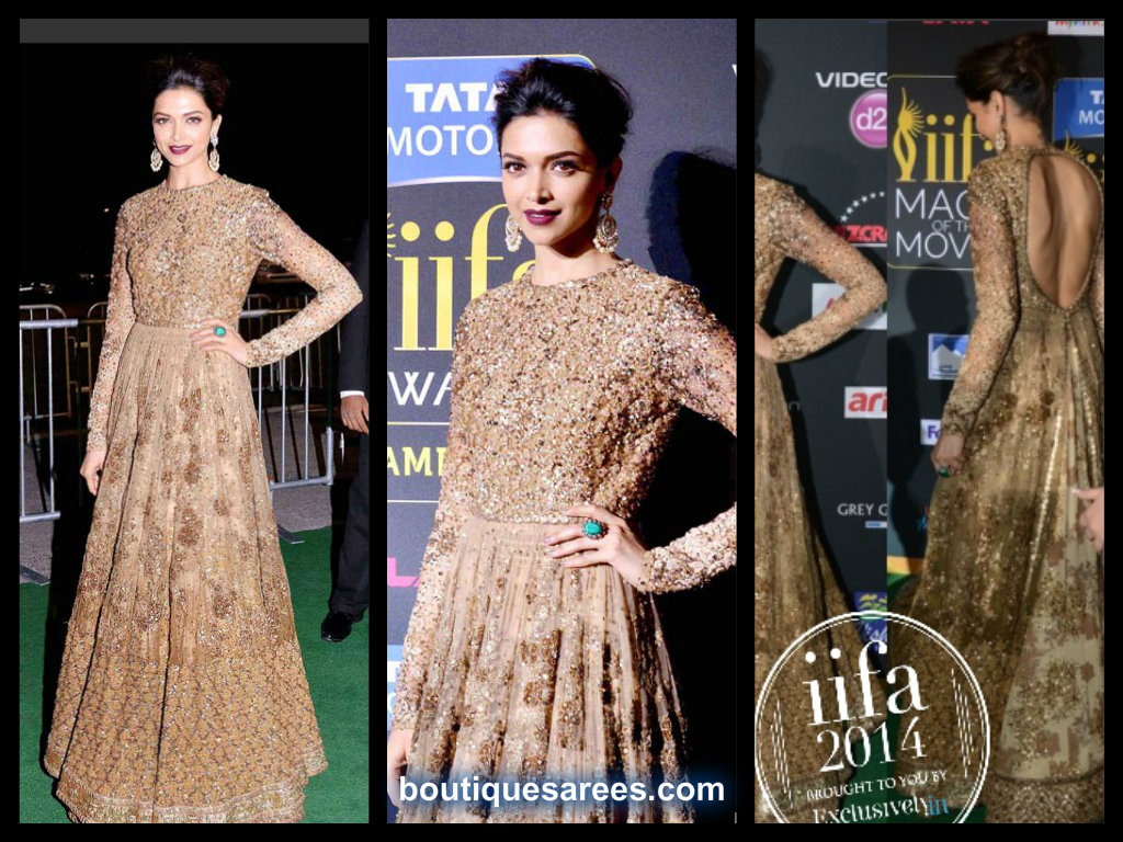 Deepika Padukone At Magic Of The Movies, IIFA 2014