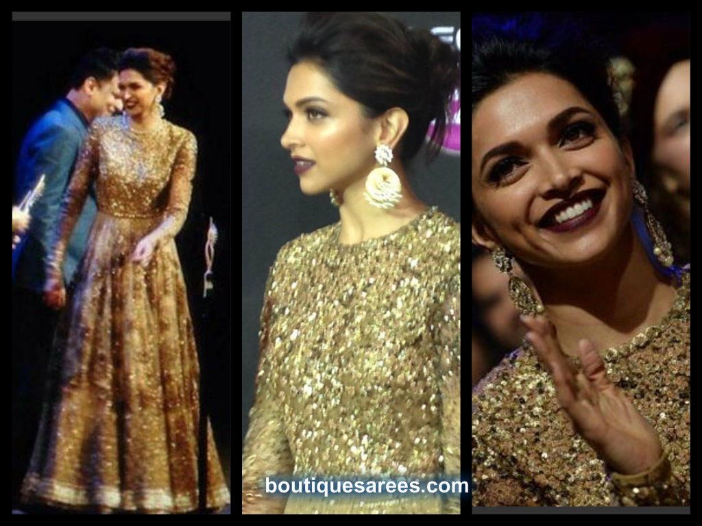 deepika-padukone-sabyasachi-iifa-magic-movies-2014 latest