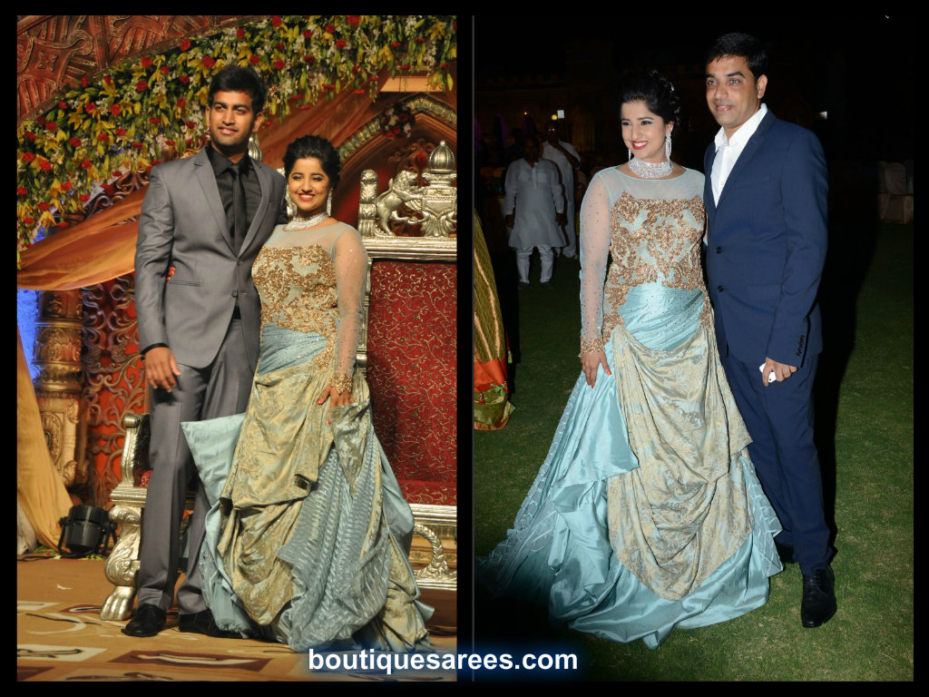 Dil Raju Daughter Hanshitha Reddy Wedding Reception