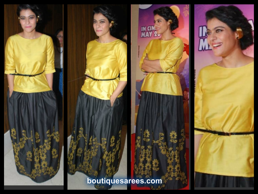 kajol in payal pratap
