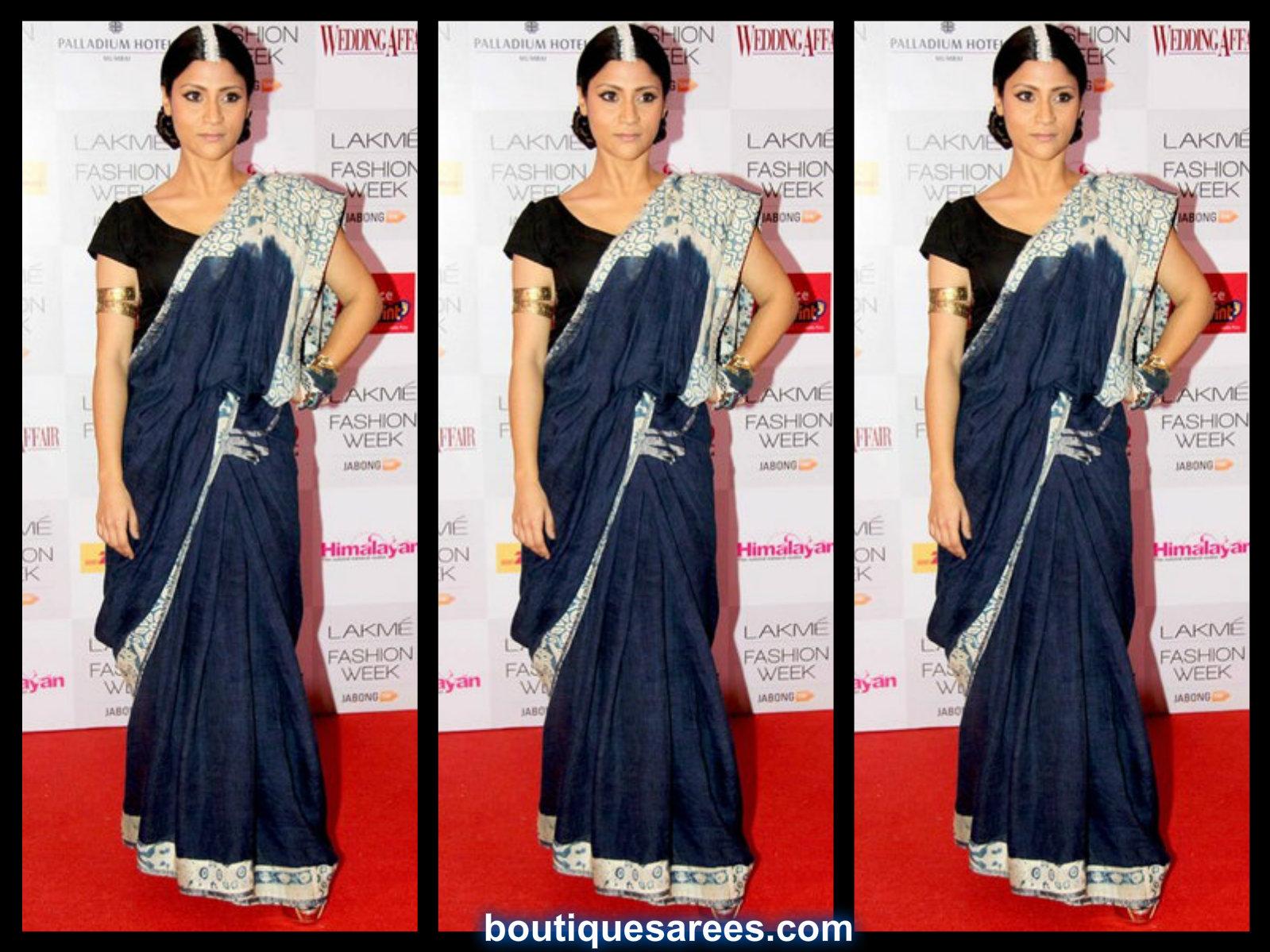 Konkana Sen at Lakme Fashion Week Announcement