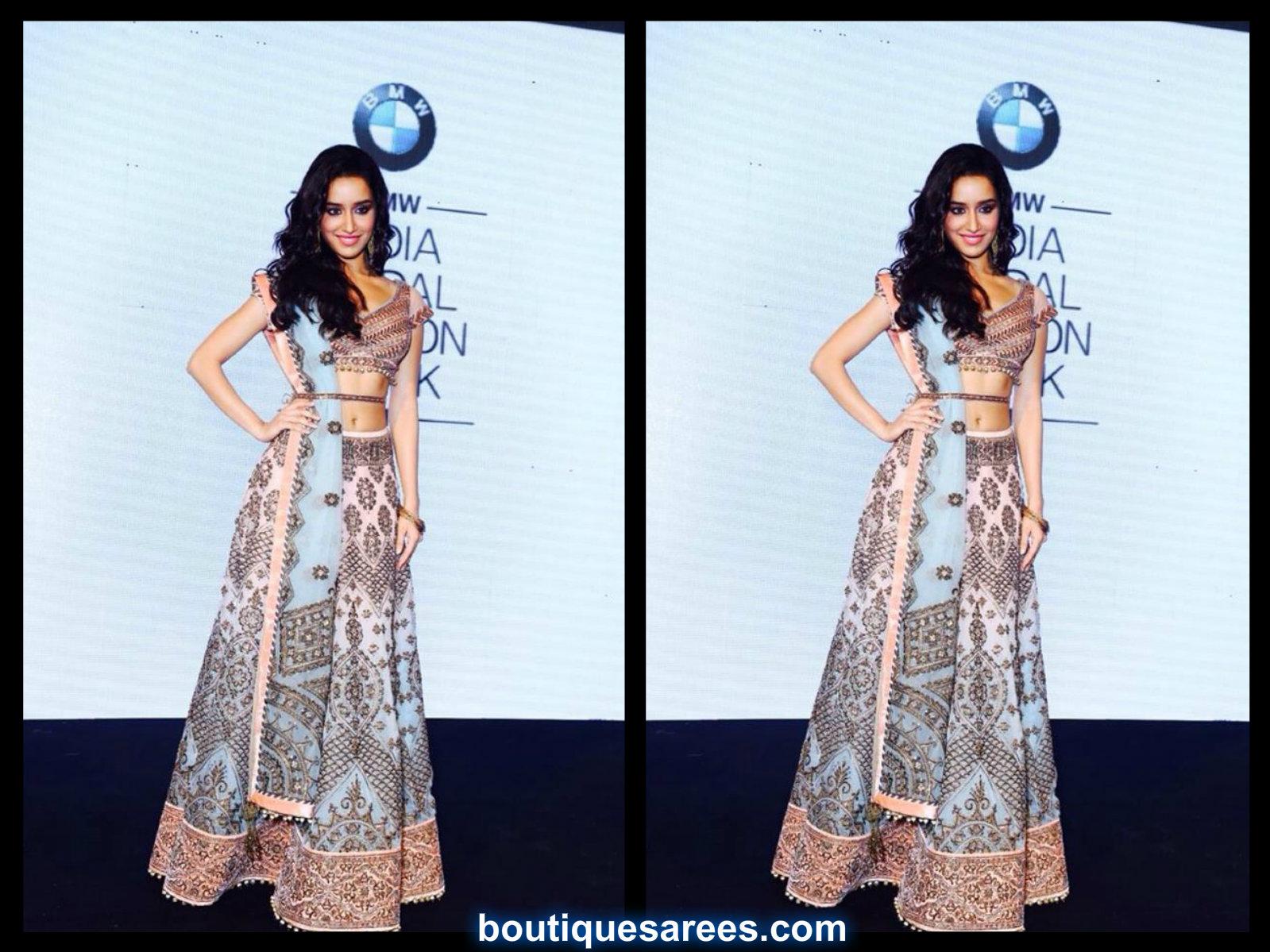 Shraddha Kapoor in JJ Valaya