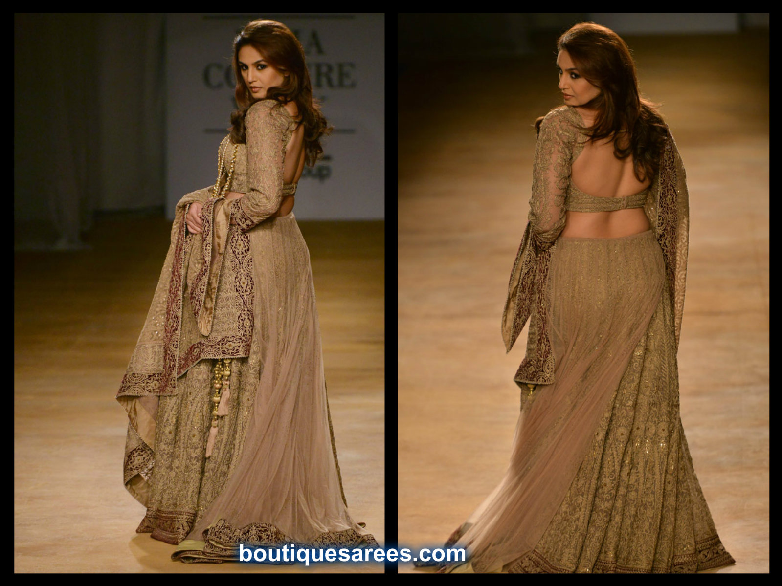 The gallery for --> Tarun Tahiliani Salwar Kameez Collection