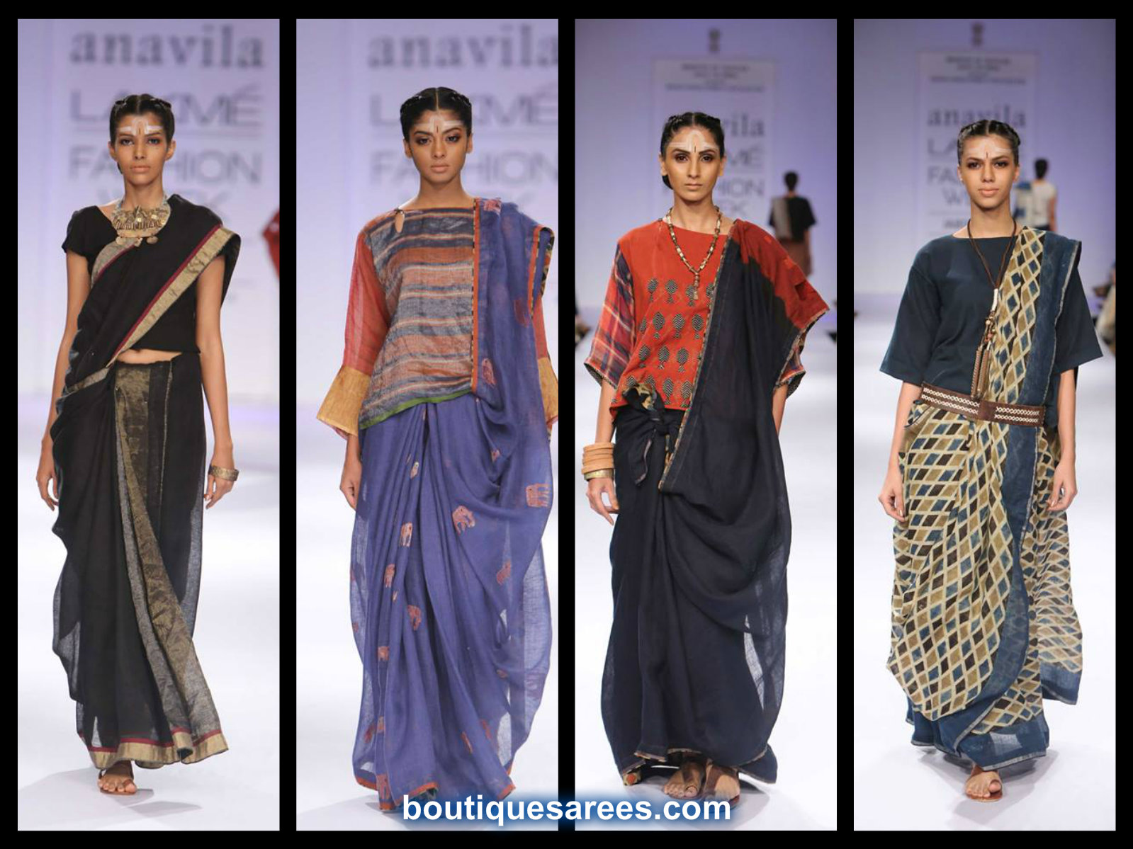 anavila saree collection