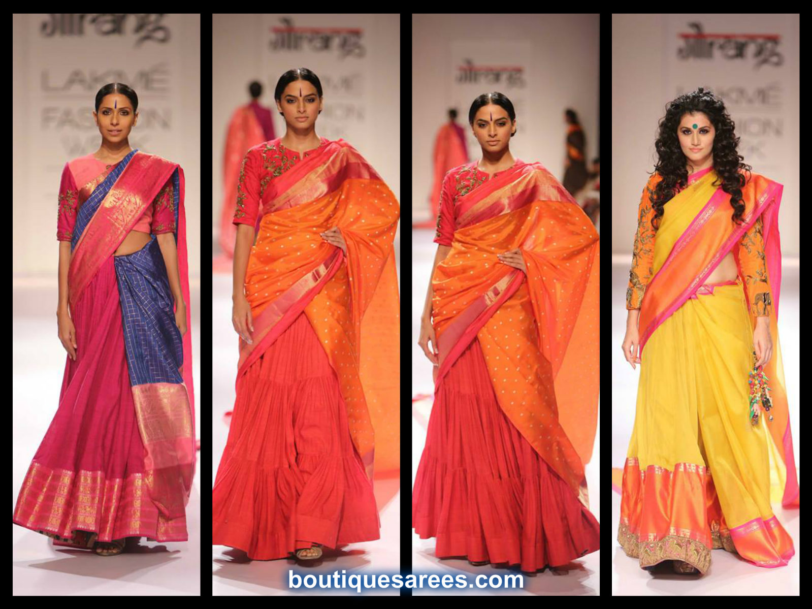 gaurang shah saree collection
