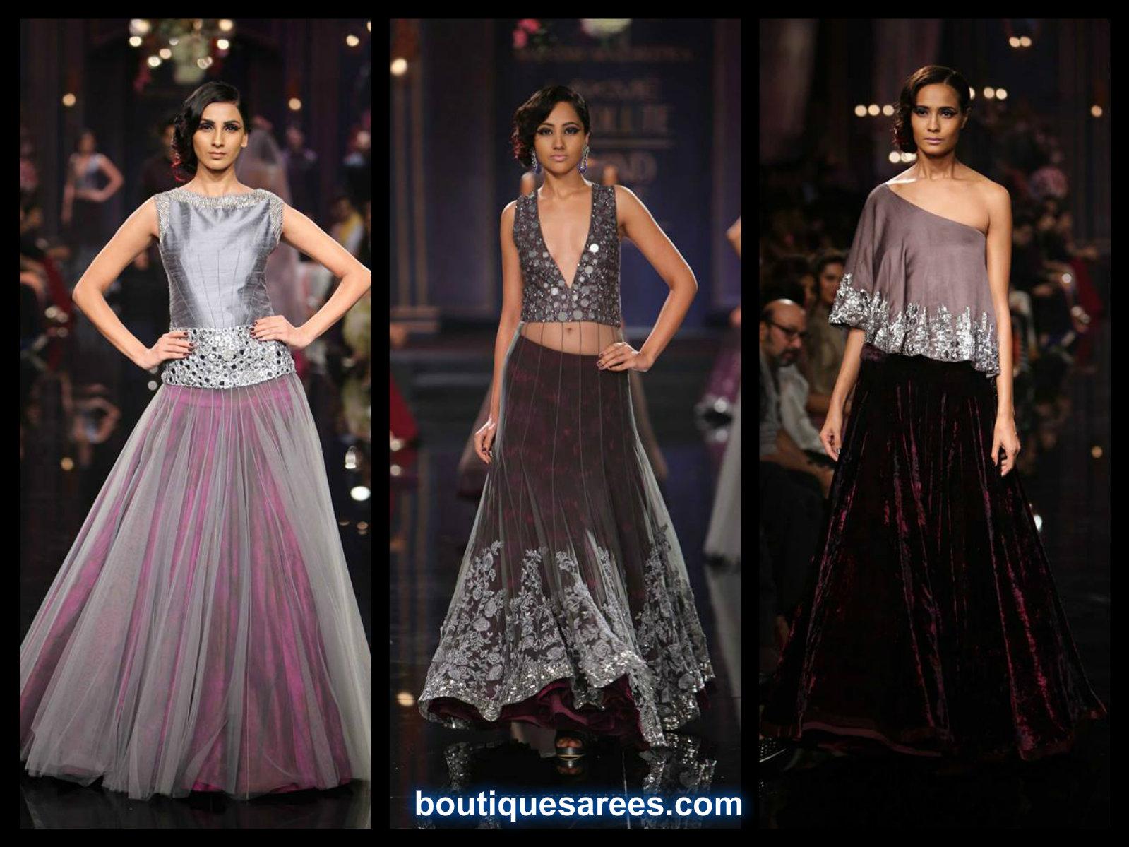 Manish Malhotra Sarees Collection 2014 | www.imgkid.com ... Sabyasachi Lakme Fashion Week 2014
