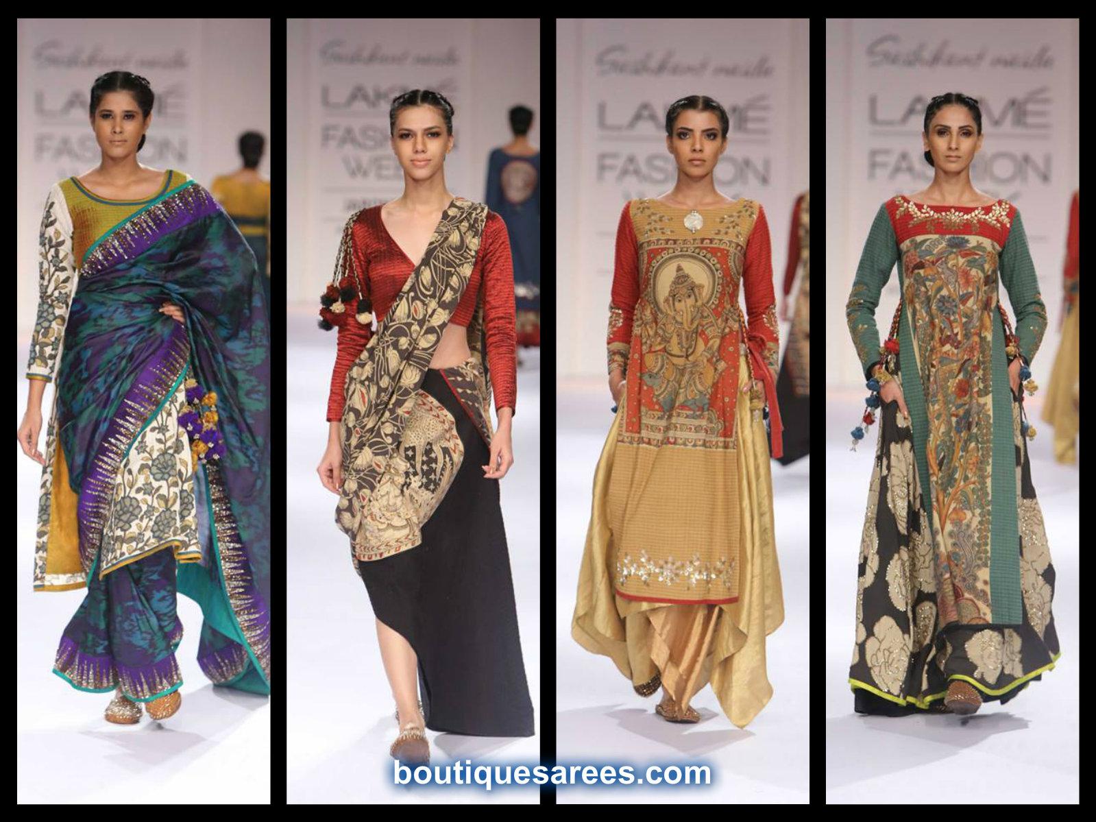 shashikanth naidu saree blouse