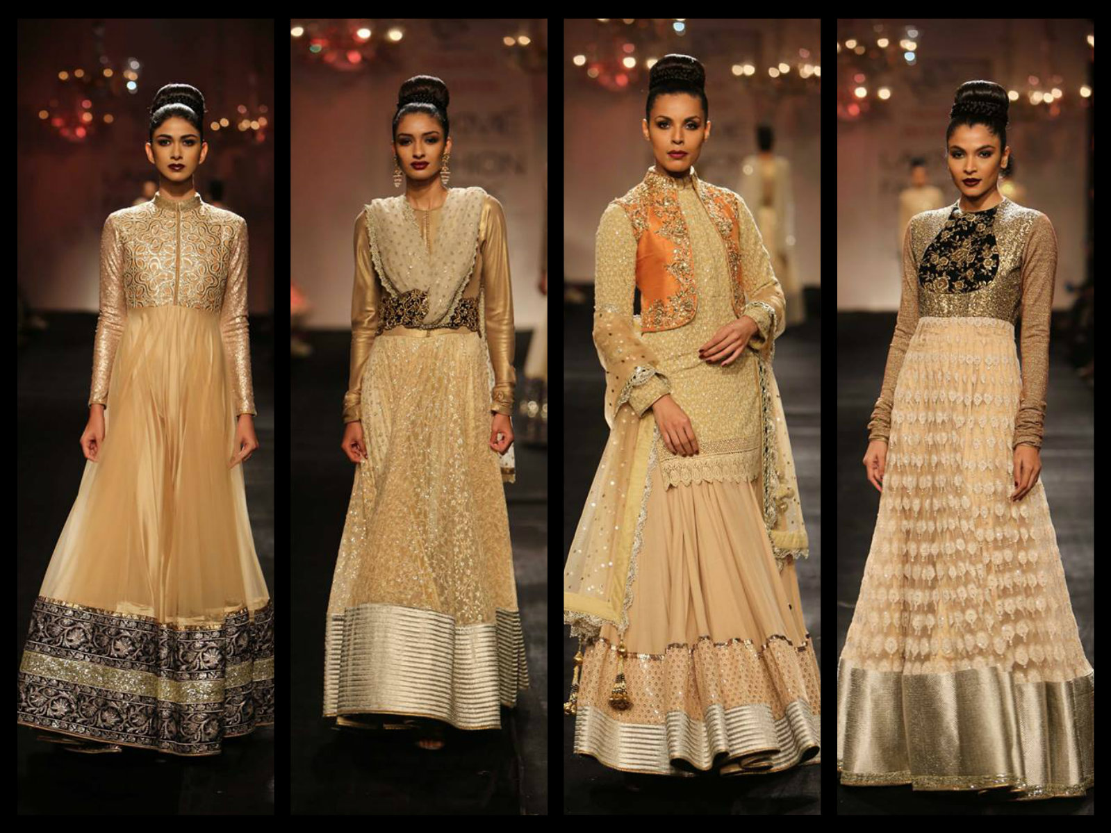 Vikram Phadnis Anarkali Collection 2014 | www.imgkid.com ...