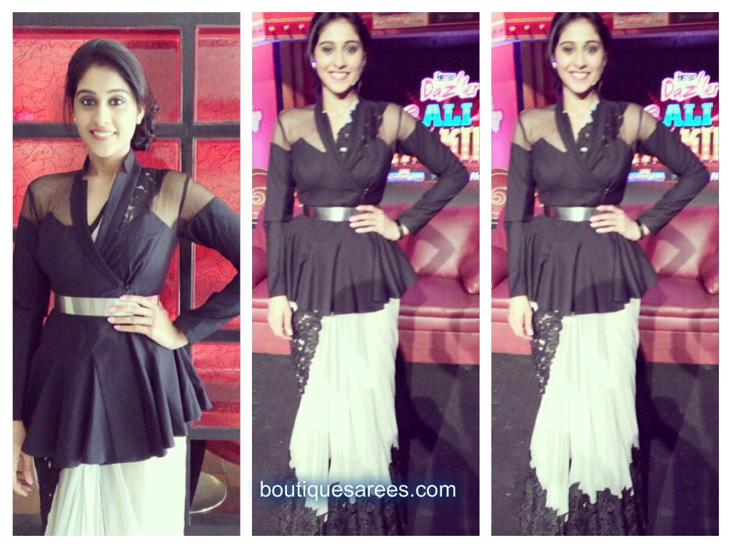 Regina Cassandra in Frou Frou by Archana Rao