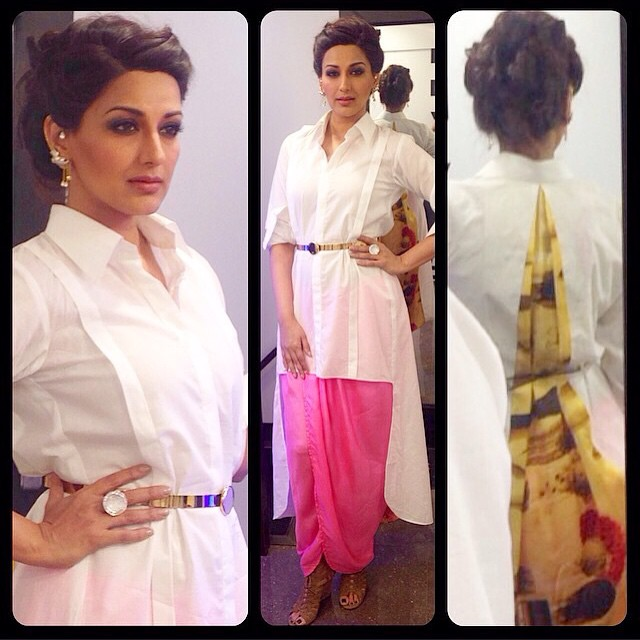 Sonali Bendre in masaba gupta