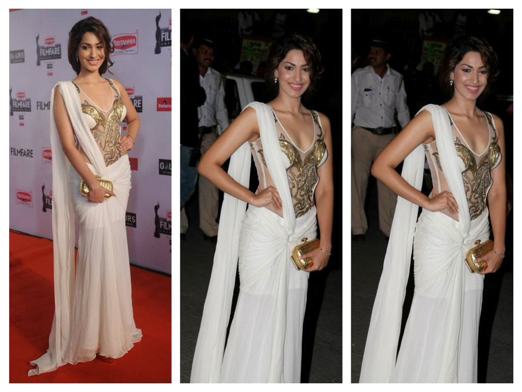 These Saree Gown Designs Are Surely A Must-Try - Stories of World