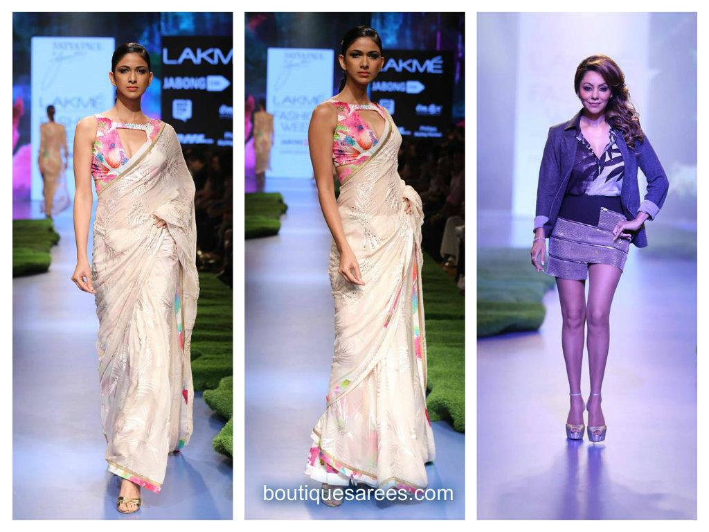 satya paul saree collection