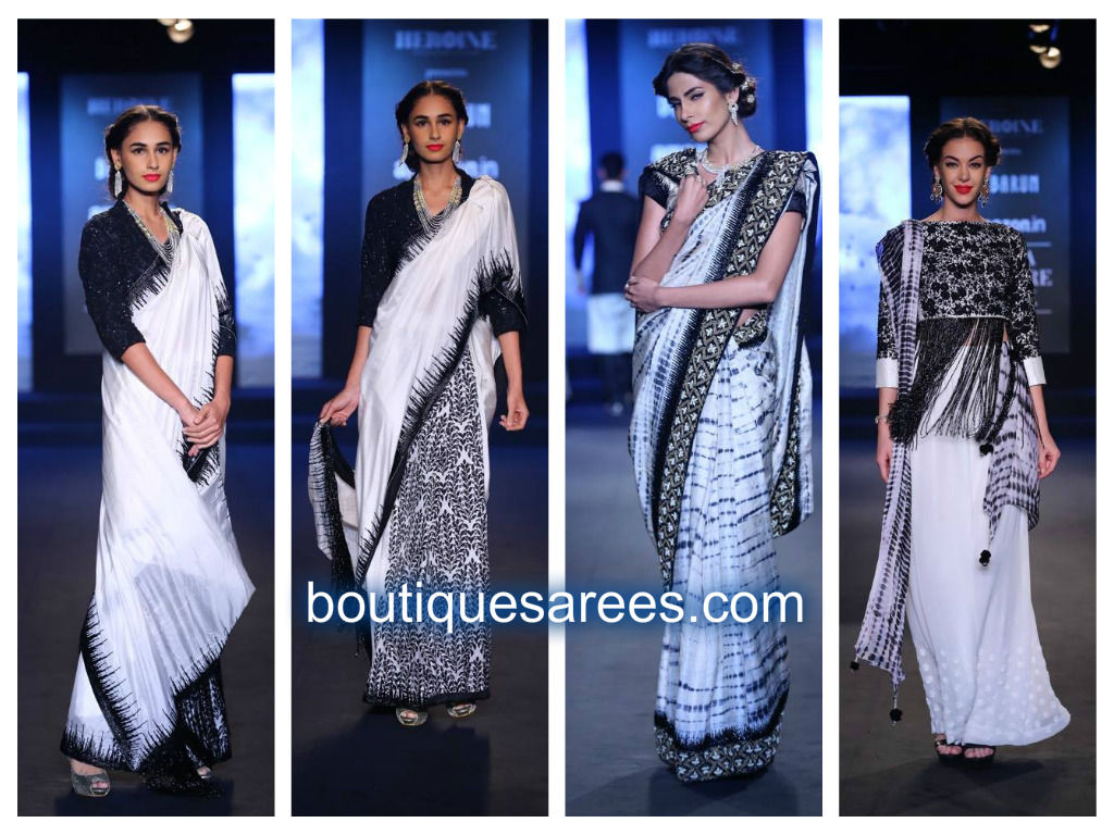 debarun saree collection