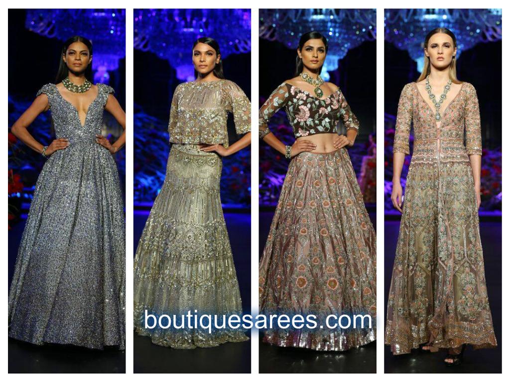 manish malhotra lehenga collection latest