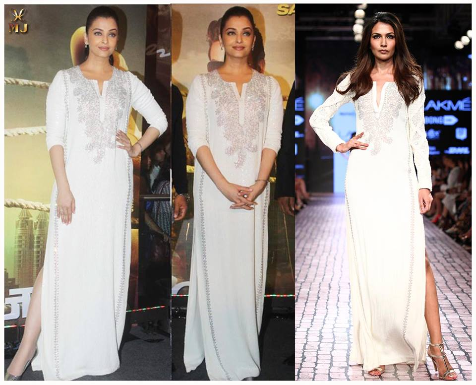 Aishwarya Rai in monisha jaisingh