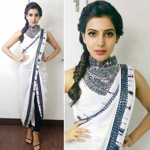 Samantha in Roshni Chopra