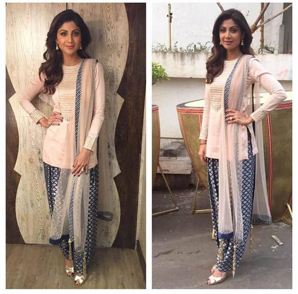 Shilpa Shetty in payal pratap