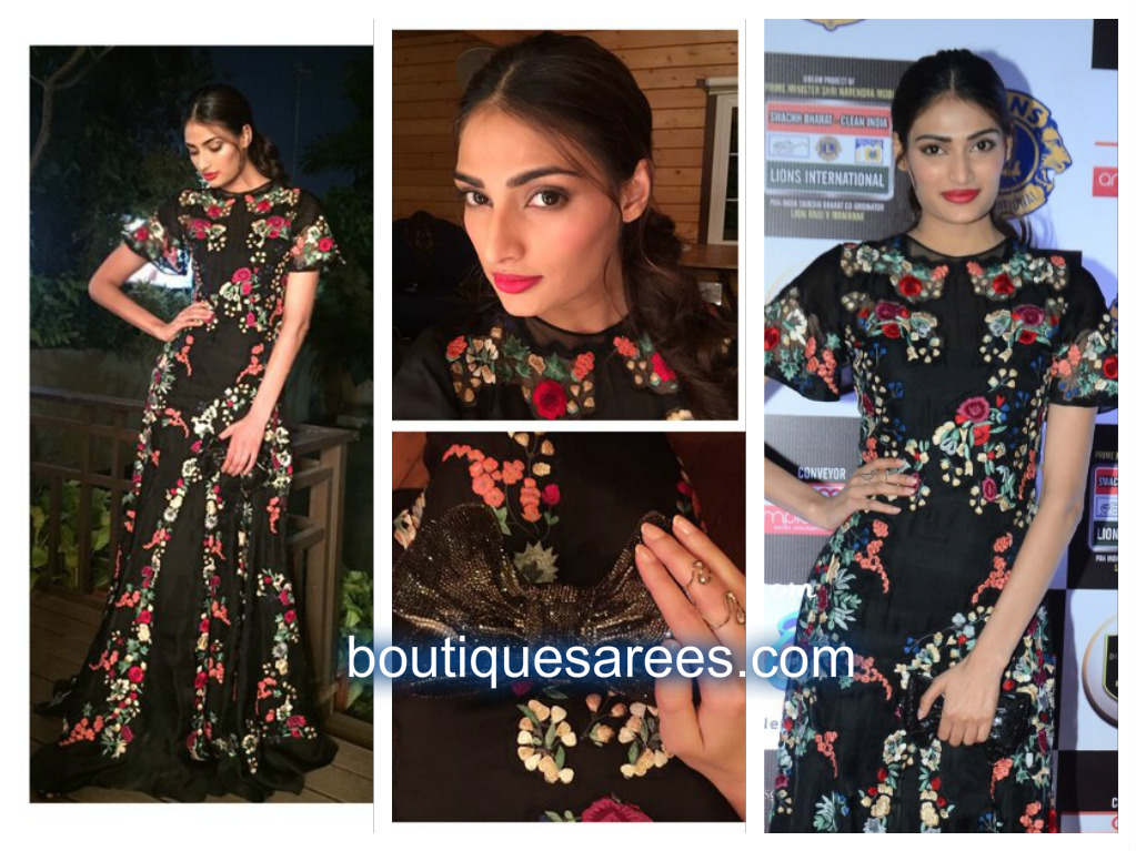 athiya shetty in shriya som