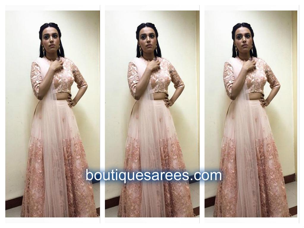 swara in neeta lulla lehenga