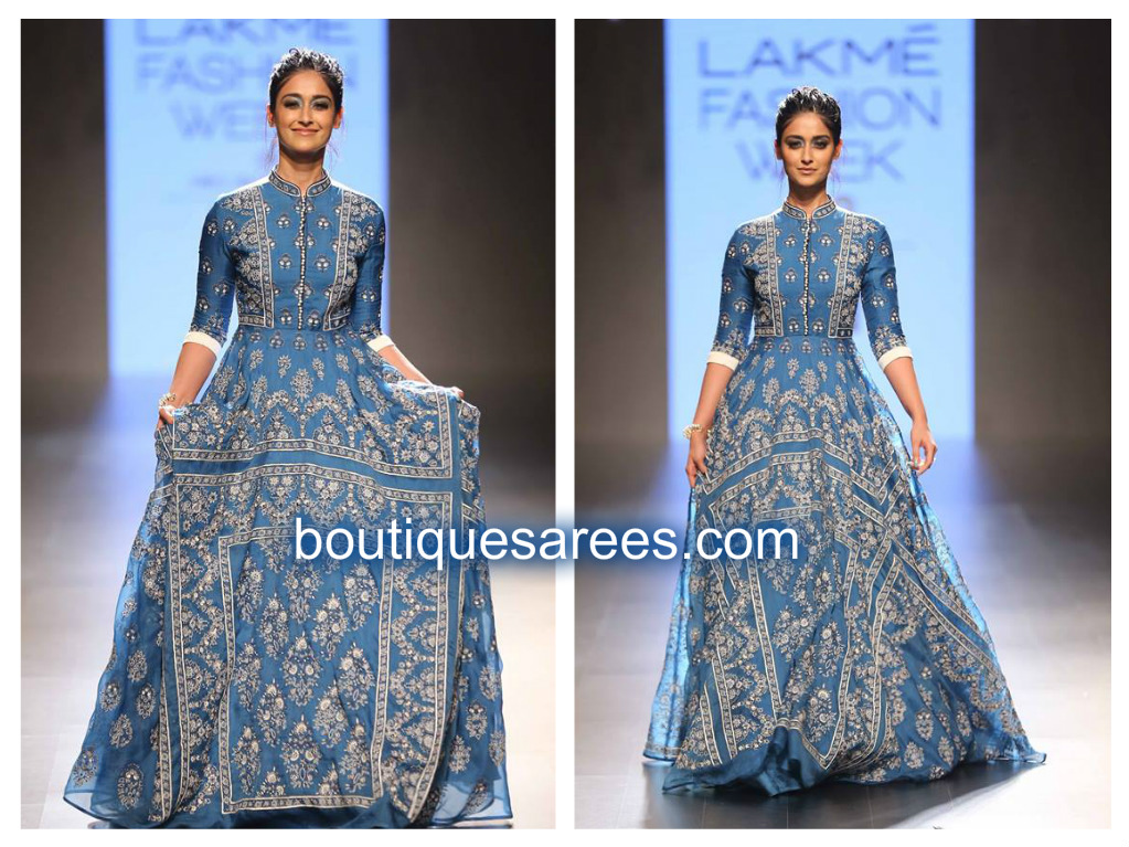 Ileana D'Cruz In Rahul Mishra