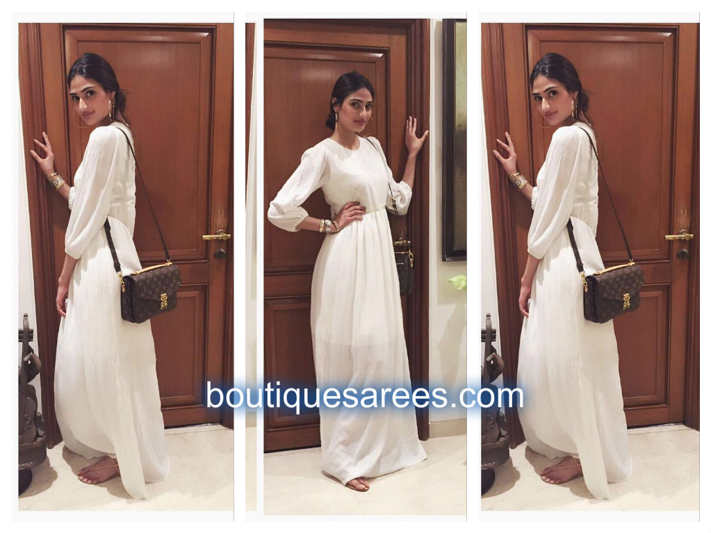 athiya shetty in house of milk