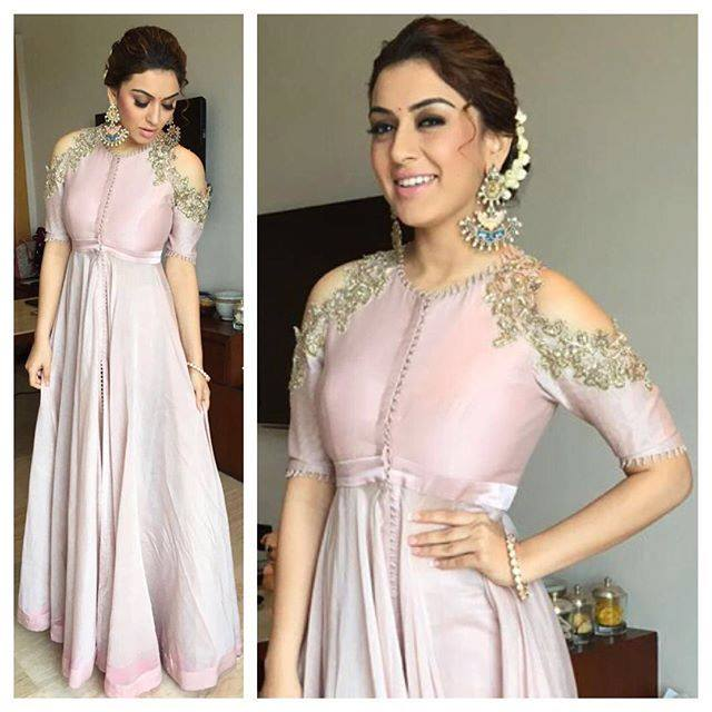 hansika in anushree reddy