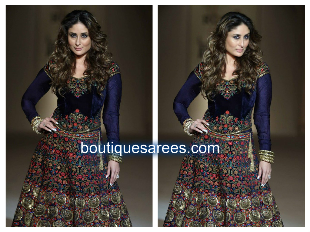 kareena in rohit bal dress