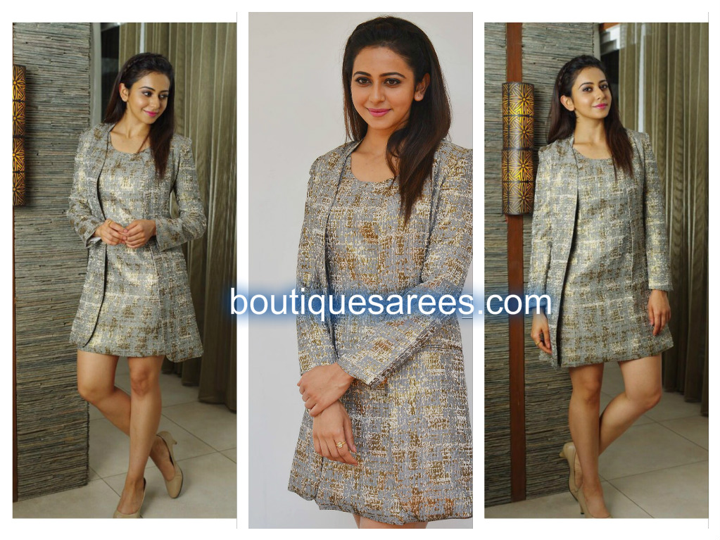 rakul in land of august