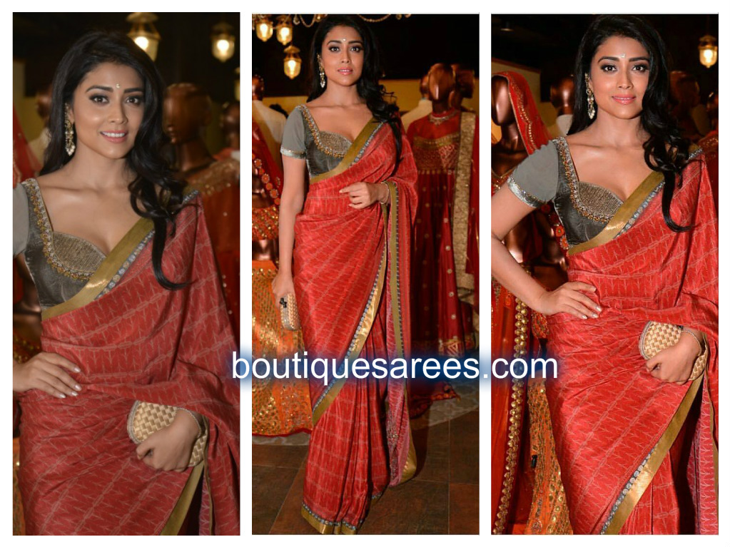 shriya in jj valaya saree