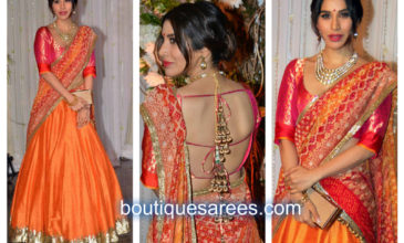 Sophie Choudry at Bipasha basu band Karan Singh Grover's wedding reception