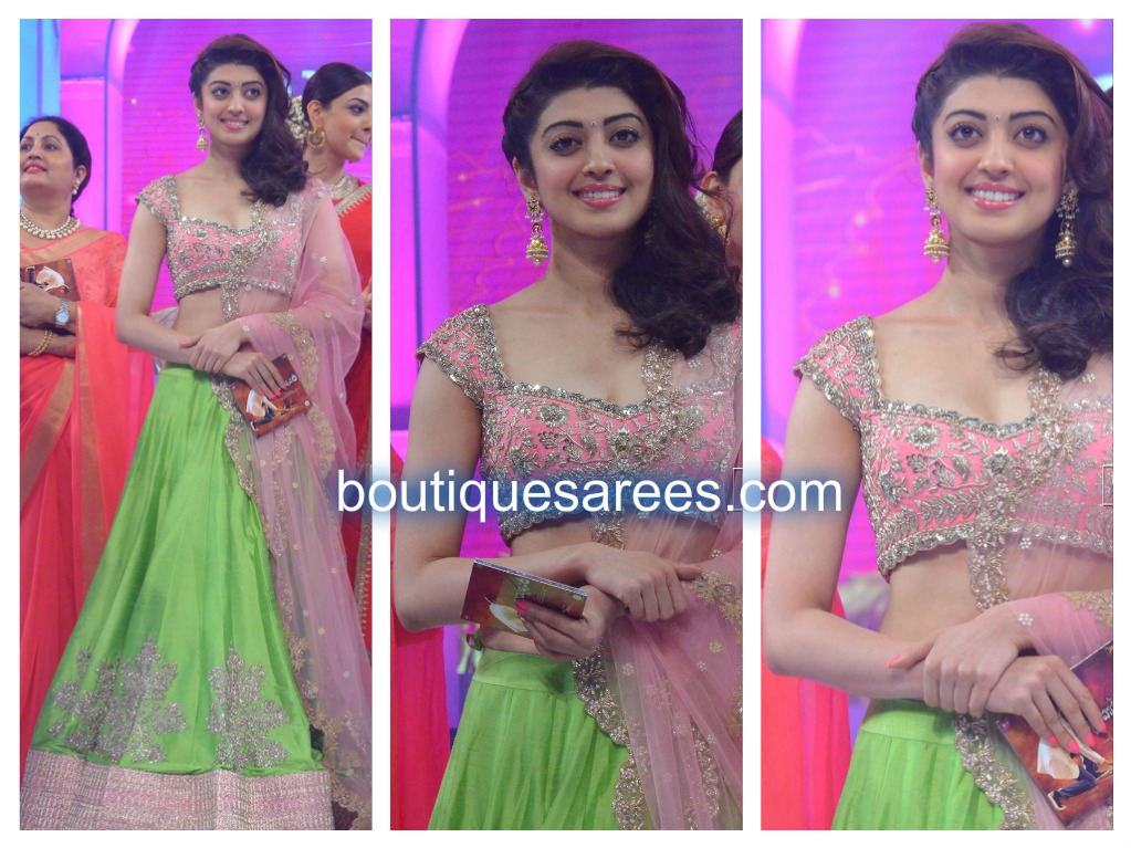 pranitha in anushree reddy