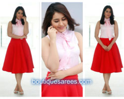 Raashi Khanna In Land Of August