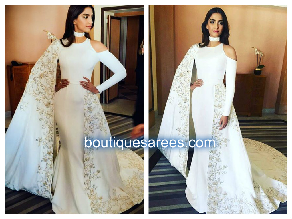 sonam in ralph dress