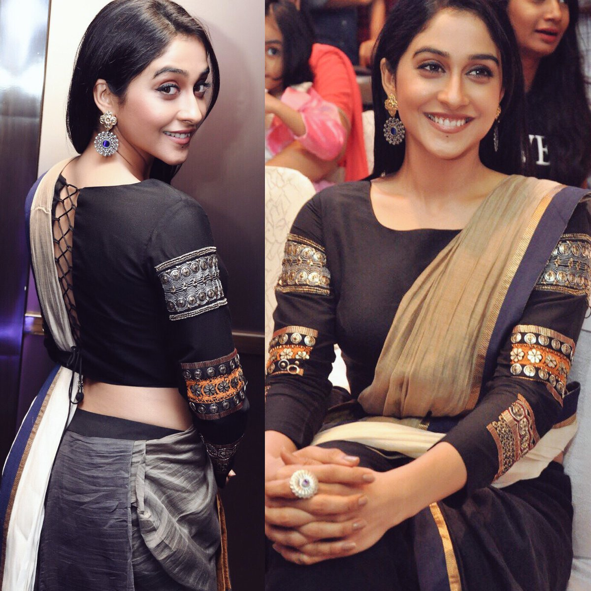 Saaksha & Kinni sari